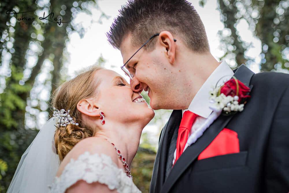 Hochzeit in Rottenburg im Weingut